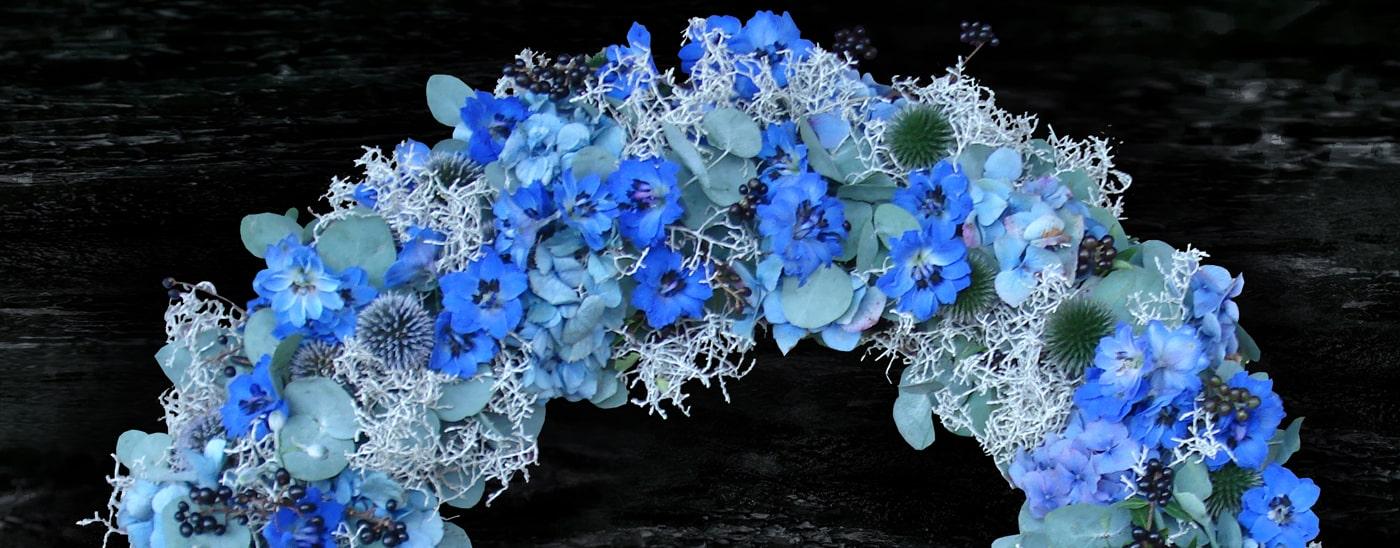 Trauerfloristik - Blumen Damerius